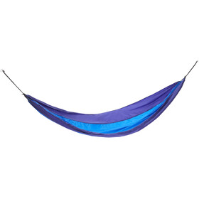 CAMPZ Hammock Nylon Hammock Ultralight blue